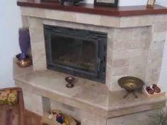 SEMINEU SIMPLU, PLACAT CU TRAVERTIN Home Decor, Travertine, Decoration Home, Room Decor, Interior Decorating