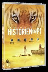 Historien om Pi - Ang Lee
