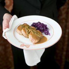 Pork Noisettes with Charcutiere Sauce Recipe - Saveur.com