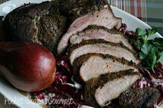 SlowCooker Salt Crusted Pork Roast