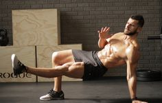 The Hardest Bodyweight Workout You'll Ever Do