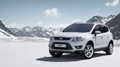 The 2012 Ford Kuga, smart SUV technology in a stylish, sporty profile