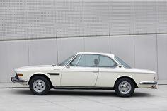 BMW 3200 CS designed by Bertone