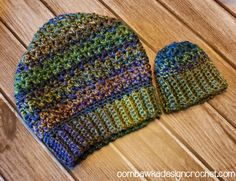 This is a free crochet pattern available in sizes Preemie to Adult Large. Introducing the Joyful and Bright Slouch Hat.