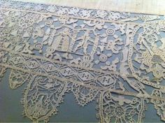 ~ Izumi's Knitting Notes : Lace at the Hermitage in St. Petersburg