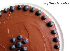 chokoladekage Archives - My Place for Cakes Cakes, Food, Scan Bran Cake, Kuchen, Pastries, Cookies, Meals, Pies, Cookie Recipes