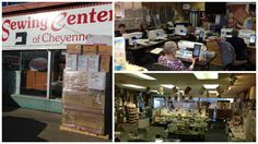‪#‎auridealer‬ highlight for Sewing Center of Cheyenne in Cheyenne, WY. Sewing Center of Cheyenne, beside offering Aurifil's thread in cotton 50wt, in an exclusive Janome Sewing Machines's Dealer with over 30 years of experience ... find out more on http://www.sewcenter.com