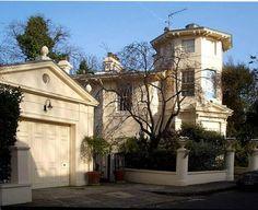The office of John Nash. John Nash, Camden London, West End, England, Mansions, Park, Architecture, House Styles, Bonjour
