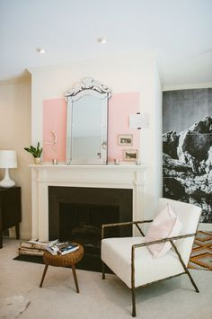 Design your dream home today with the Registry Fund from One King's Lane! http://www.stylemepretty.com/2015/12/17/design-your-dream-home-with-the-registry-fund-from-one-kings-lane/ | Photography: Yazy Jo - http://yazyjo.com/