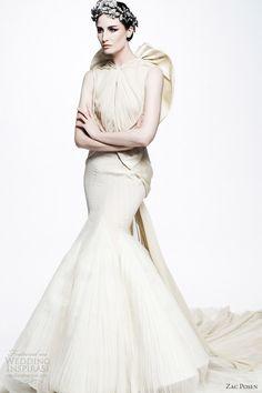 zac posen white dress resort 2013, wedding dress, wedding gown, bridal gown, bridal dress, wedding, haute couture