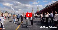 Vídeo para Rir da Reação dos RUSSOS Ao Verem Um Casal de GAYS