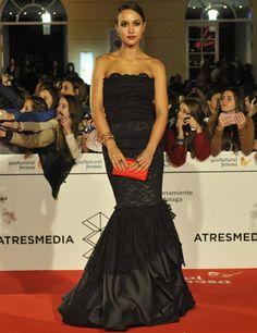 Megan Montaner in Dolce & Gabbana