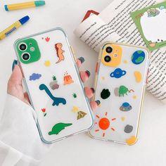 $9.79 | Cartoon Pattern Cute Phone Case For iPhone 11 Pro XS Max X XR 7 8 Plus SE Soft Lens Frame TPU Cover Case For iphone 11 Iphone 7 Plus, Iphone 8, Iphone 7 Phone Cases, Girl Phone Cases, Phone Covers, Cute Iphone 5 Cases, Cheap Phone Cases, Cute Cases, Galaxy S3