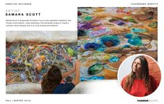 Fashion Snoops  FW18-19_Engineered Identity_Creative Influence_Artist Samara Scott