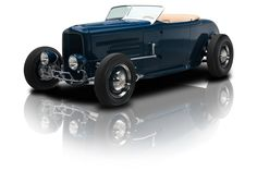 1932 Ford Roadster  Doane Spencer Roadster 300 Flathead