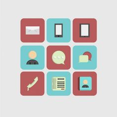 Free Icon Communication