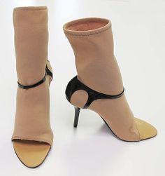 Shoes Helmut Lang (Austrian, born 1956) Date: spring/summer 2003 Culture: Austrian Medium: synthetic, patent leather
