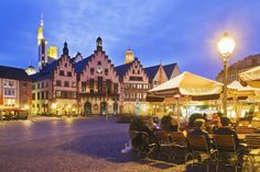 Frankfurt is the gateway to Germany and offers many attractions. Learn about it's best attractions and sights from high in the sky to tropical gardens.