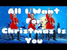 All I Want For Christmas Is You | La Portella tanček dance - YouTube All I Want, Things I Want, Christmas Dance, Brain Breaks, Dance Videos, Mariah Carey, Snoopy, Xmas, Entertainment