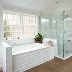 Master Suite Renovation - traditional - Bathroom - New York - TR Building & Remodeling Inc.                                                                                                                                                                                 More