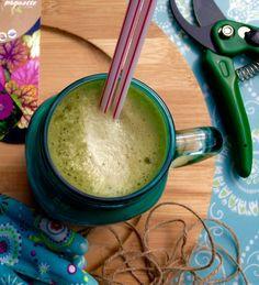 Matcha Latté Glacé pour l'été ! Matcha, Fondue, Cheese, Ethnic Recipes, Iced Latte, Green, Chocolates, Kitchens