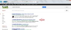 Google Ranking: Case Study on Keywords, Traffic and Clickthrough Rate