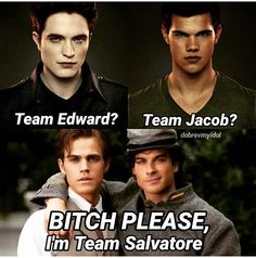 Team Salvatore!!!!