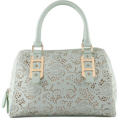 ALDO Smoldt (255 VEF) ❤ liked on Polyvore featuring bags, handbags, purses, bolsas, malas, light green, green purse, handbags & purses, purse satchel and green satchel handbag