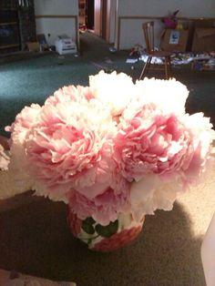 Este ramo de flores melas regalo mi marido por el dia de las madres