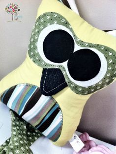 Ollie the Owl Softie Pattern PDF File Downloads by TheSewingLoft, $6.50