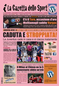 La COPERTINA DEL 04.11.2012