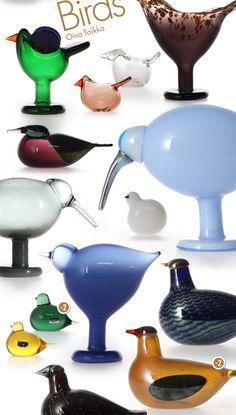 パラティッシパープル&スコープ別注エッグ発売記念! by Oiva Toikka Aalto, Sculpture Art, Sculptures, Kosta Boda, Glass Ceramic, Glass Birds, Painted Paper, Colored Glass, Scandinavian Design
