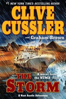 The Storm By Clive Cussler,Graham Brown