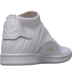 CQ2902 Adidas Stan Smith Sock Primeknit Women Shoes Triple White