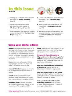 SchoolArts Magazine - MAR 2013