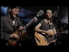Gillian Welch & David Rawlings - Tear My Stillhouse Down, Acony Bell, Caleb Meyer, Paper Wings & Orphan Girl on Sessions at West 54th. First aired 29/11/1997