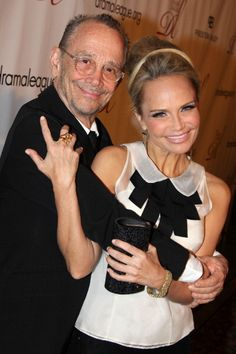 Joel Grey & Kristin Chennoweth a wicked moment? Joel Grey, The Witches Of Oz, Sutton Foster, Theatre Quotes, The Great White, Idina Menzel, Sound Of Music, Celebs, Celebrities