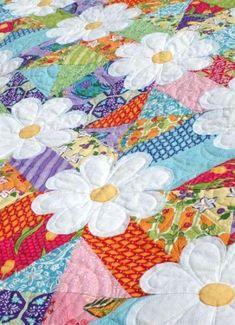 Blossoms Quilt Pattern
