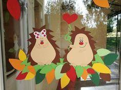 Error - Das Foto Informationen zu Ошибка Pin S. Fall Classroom Decorations, Preschool Classroom Decor, Class Decoration, School Decorations, Preschool Crafts, Diy And Crafts, Crafts For Kids, Fall Paper Crafts, Autumn Crafts