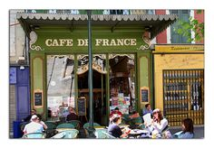 bistroe en france images   Cafe de France, a photo from Provence-Alpes-Cote-dAzur, South ...