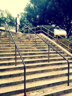 Nyjah Huston scared!!!  #skate