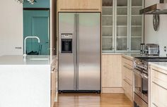 House of the week: Lyttelton French Door Refrigerator, Home, Property, House, Kitchen, Kitchen Appliances, Home And Family