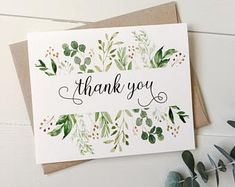 Thank you cards. Rustic Thank you cards. Modern, greenery Thank you notes, notecards. Weddings Thank you cards. Rustic Thank you cards. Modern, greenery Thank you notes, notecards. Wedding Thank You, Wedding Cards, Wedding Invitations, Wedding Stationary, Handmade Stationary, Wedding Quotes, Thank You Notes, Thank You Gifts, Handmade Thank You Cards