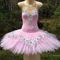 Sugar Plum Fairy tutu, by Tutus by Dani Australia. Stretch Lycra tutu.