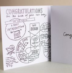 Guide to Being Married - Wedding Congratulations Card