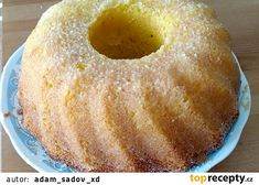 Doughnut, Food, Recipes, Lemon, Luxury, Eten, Meals, Diet
