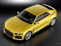 Audi Sport Quattro Concept Visit here for car rental info http://www.bravorentacardubai.com/brand/rolls-royce/   #SportsCars #SuperCars #FastCars #Cars #LuxuryCars #ExoticCars #ModernCars #FutureCars #BusinessCars #Audi #Audicars #Supercars