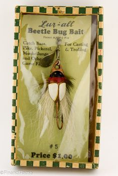 Beetle Bug Bait Lure   #gallery-11  margin: auto;  #gallery-11 .gallery-item  float: left; margin-top: 10px; text-align: center; width: 50%;  #gallery-11 img  border: 2px solid #cfcfcf;  #gallery-11 .gallery-caption { margin-left:...