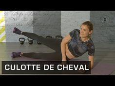 Se débarasser de sa culotte de cheval - Fitness Master Class - YouTube