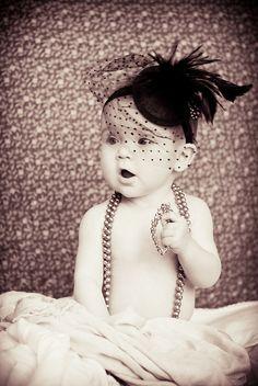 Oh baby!!  I do sooooo love this photo :)